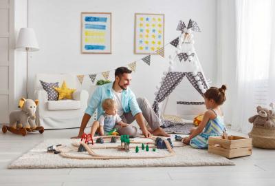 10 sjove ting man kan lave derhjemme med børnene